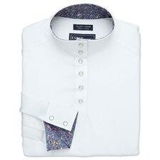 Essex Classics Fancy Snap Talent Yarn Shirt