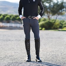 Tredstep Symphony Verde Men's Knee Patch Breeches