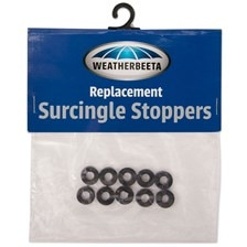 WeatherBeeta Rubber Surcingle Stoppers - 10 pieces