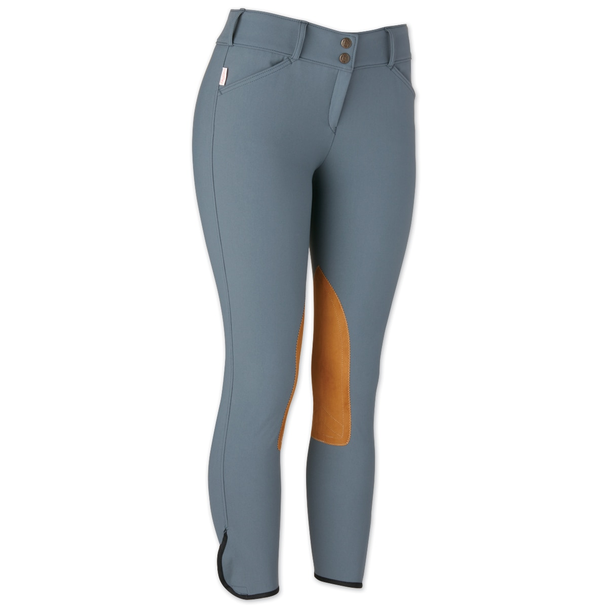 The tailored sportsman contrast patch trophy hunter low rise