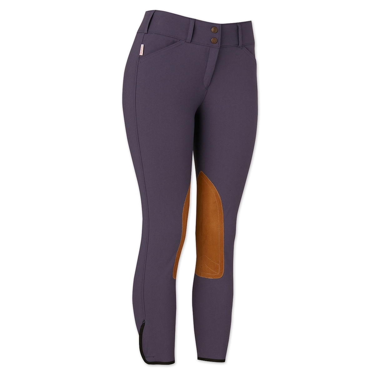 The Tailored Sportsman Contrast Patch Trophy Hunter - Low Rise Front Zip