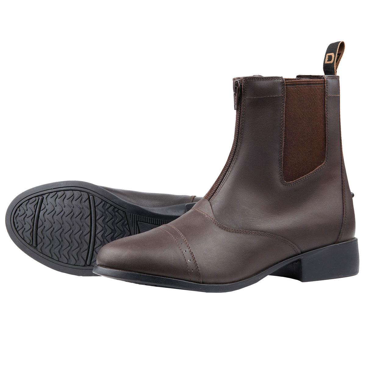 Dublin Elevation Zip Front Paddock Boots