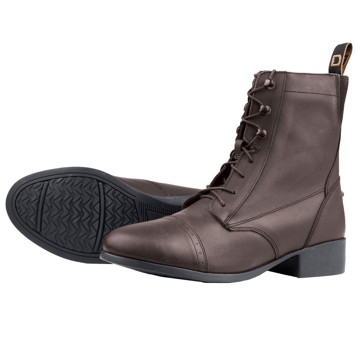 Dublin Elevation Laced Paddock Boots