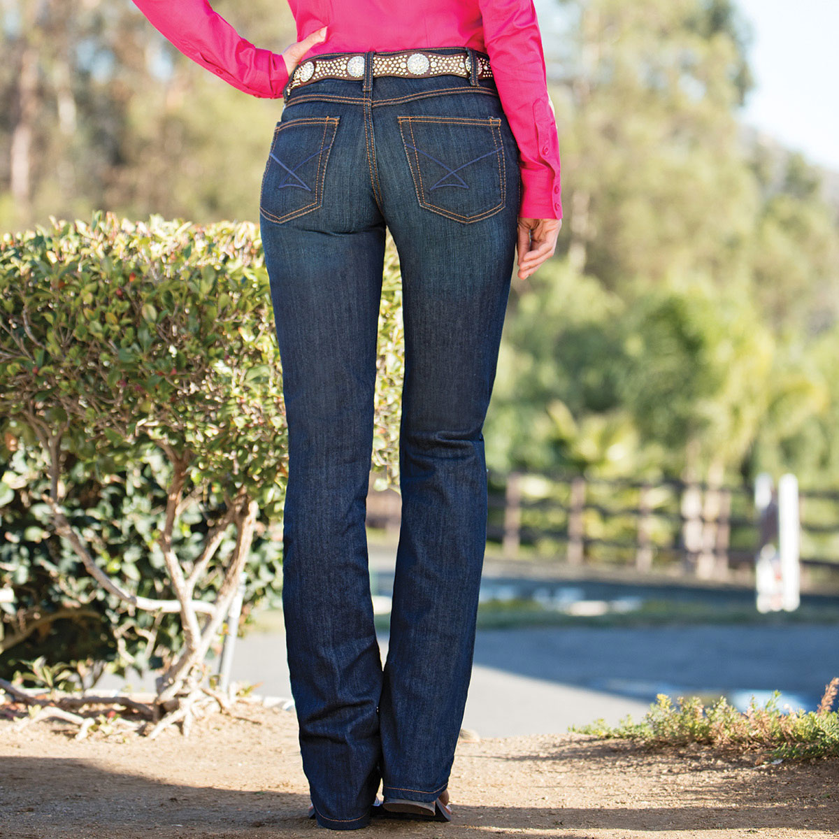 Cinch Women's Jenna Slim Fit Jeans