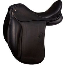 M. Toulouse Verona Monoflap Dressage Saddle w/Genesis