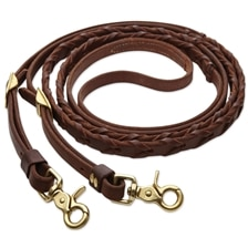 Rockin' SP® 10' Laced Trail Reins