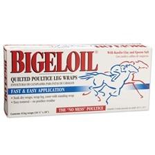 Bigeloil Quilted Poultice Leg Wraps