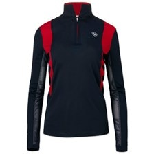 Ariat Team Sunstopper Longsleeve 1/4 Zip
