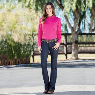 Cowgirl Tuff Relaxed Fit Just Tuff Jeans