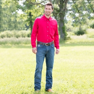 Cinch Men's Silver Label Jeans