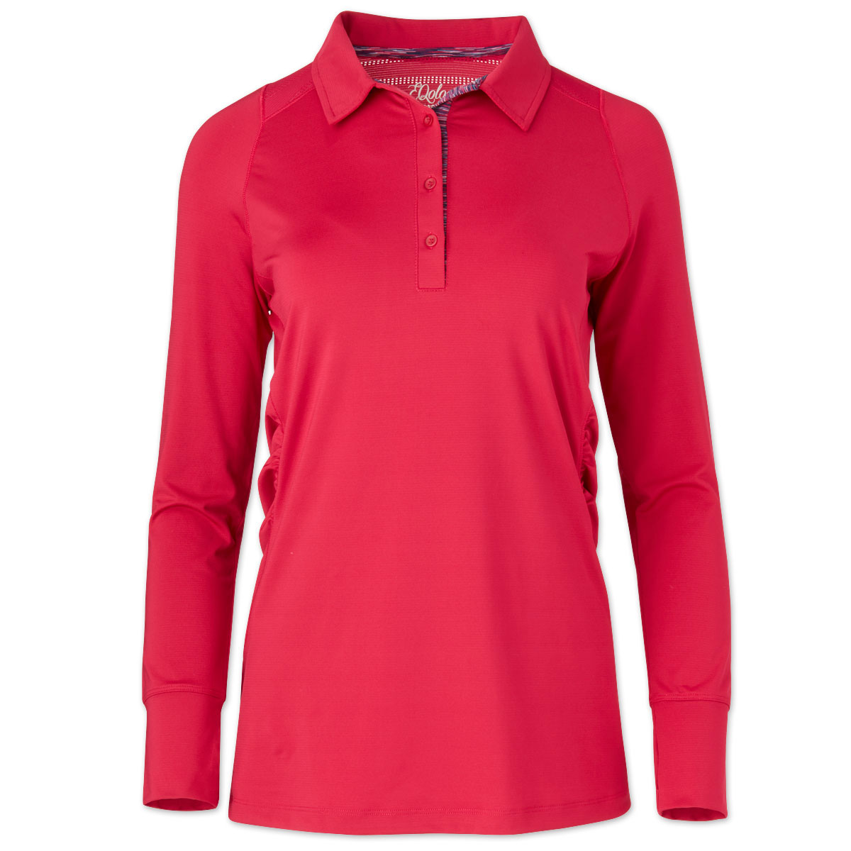 EQology Long Sleeve Polo by SmartPak