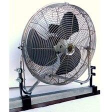 Round Fan Brackets