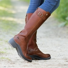 Solstice Classic Tall Leather Boot by SmartPak