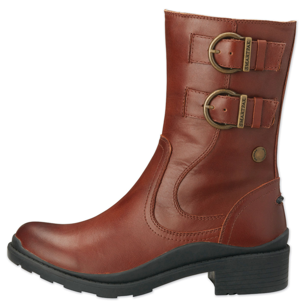 Solstice Classic Short Leather Boot by SmartPak