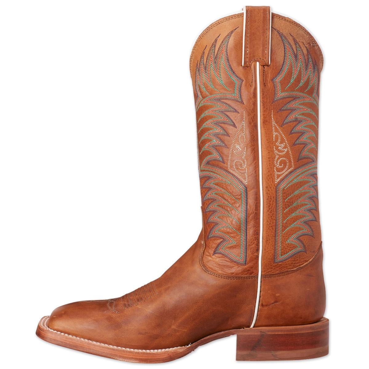 Justin Men S Cpx Hidalgo Boots Sierra Tan