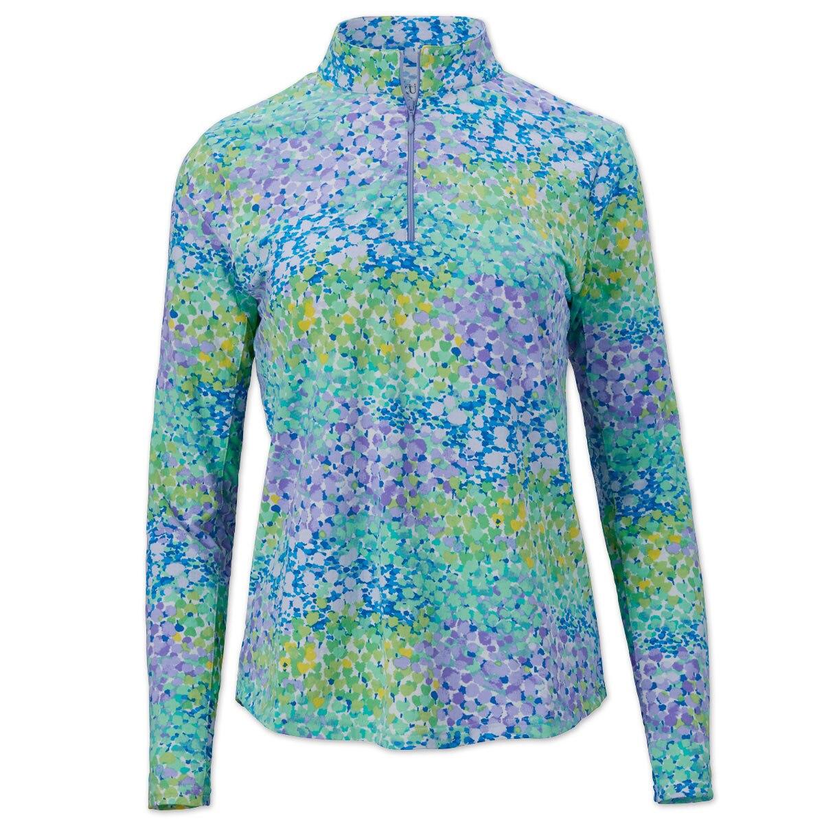 SmartPak Icikuls IceFil Printed Long Sleeve Shirt
