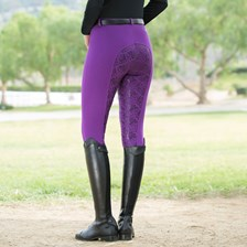 Piper Knit Breeches by SmartPak - Mid-Rise Full Seat- Clearance!