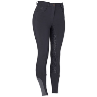Piper Knit Breeches by SmartPak - Mid Rise Full Seat