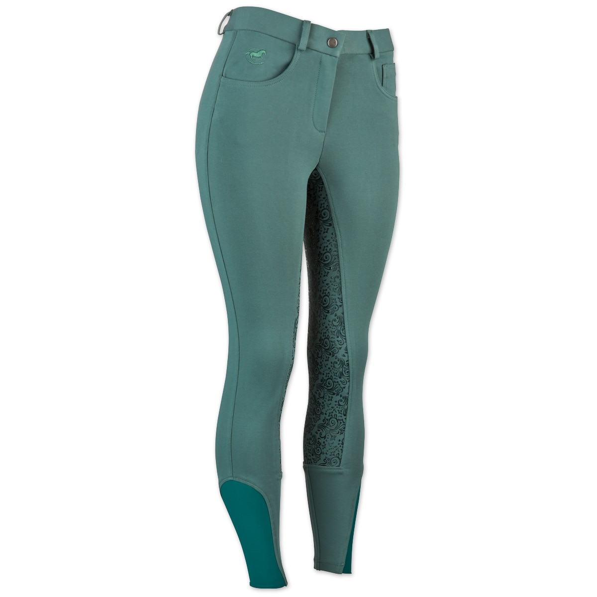 0af7cd9a93fda Piper Knit Breeches by SmartPak - Mid Rise Full Seat