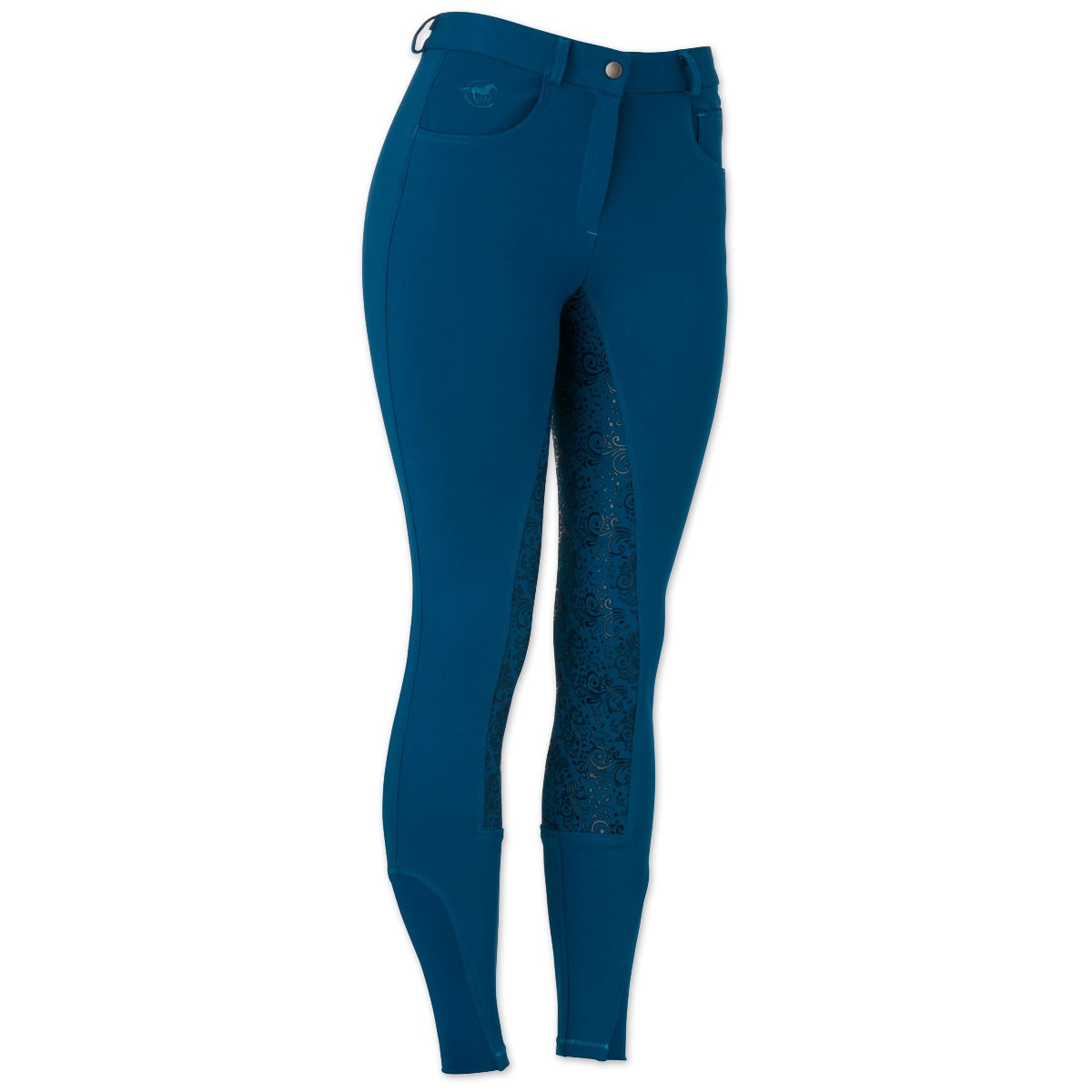 Piper Knit Breeches by SmartPak - Mid Rise Full Seat - Sale!