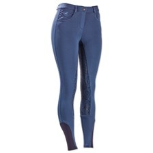 Piper Knit Mid-rise Breeches by SmartPak - Full Seat - Clearance!