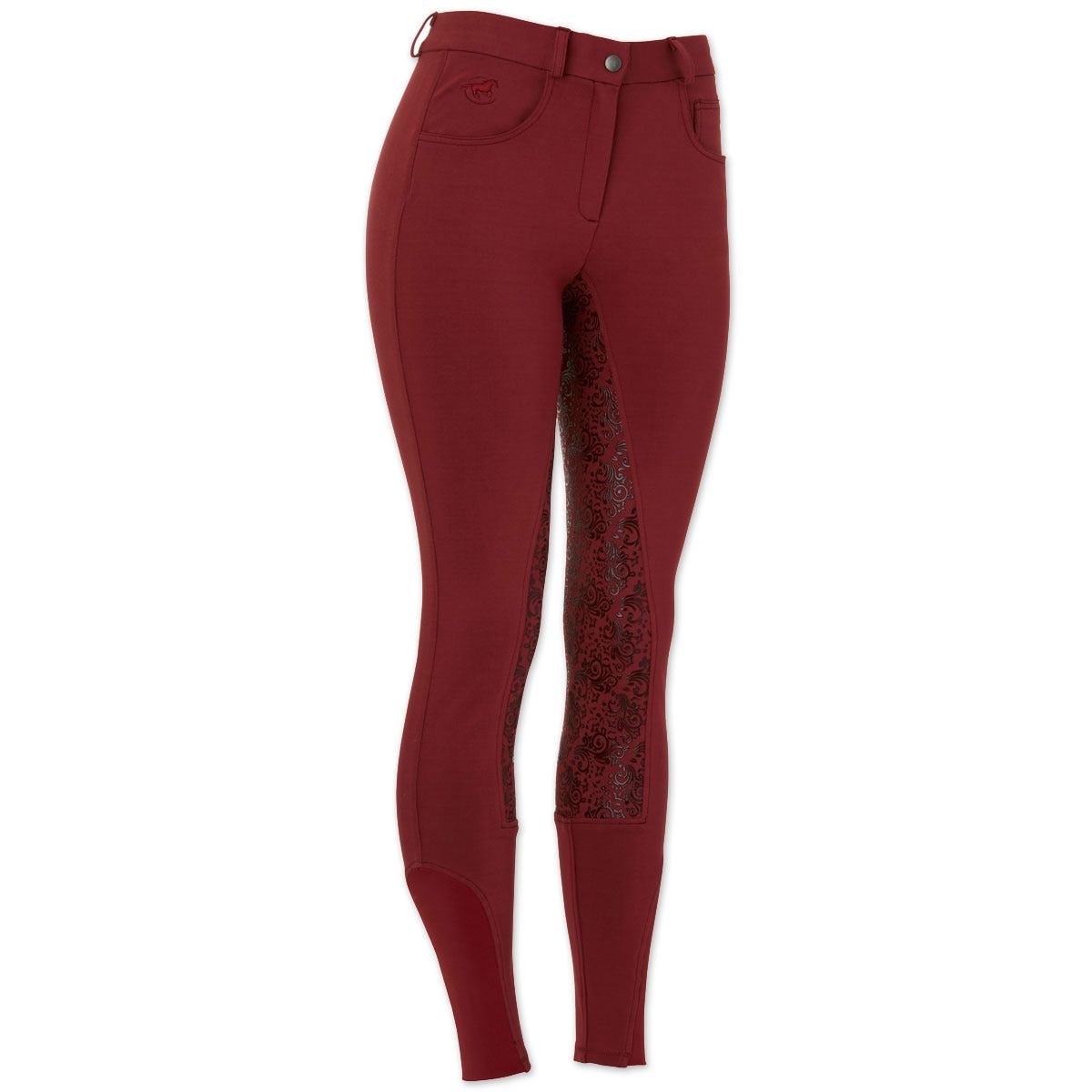 Piper Knit Breeches by SmartPak - Mid-Rise Full Seat- Sale!