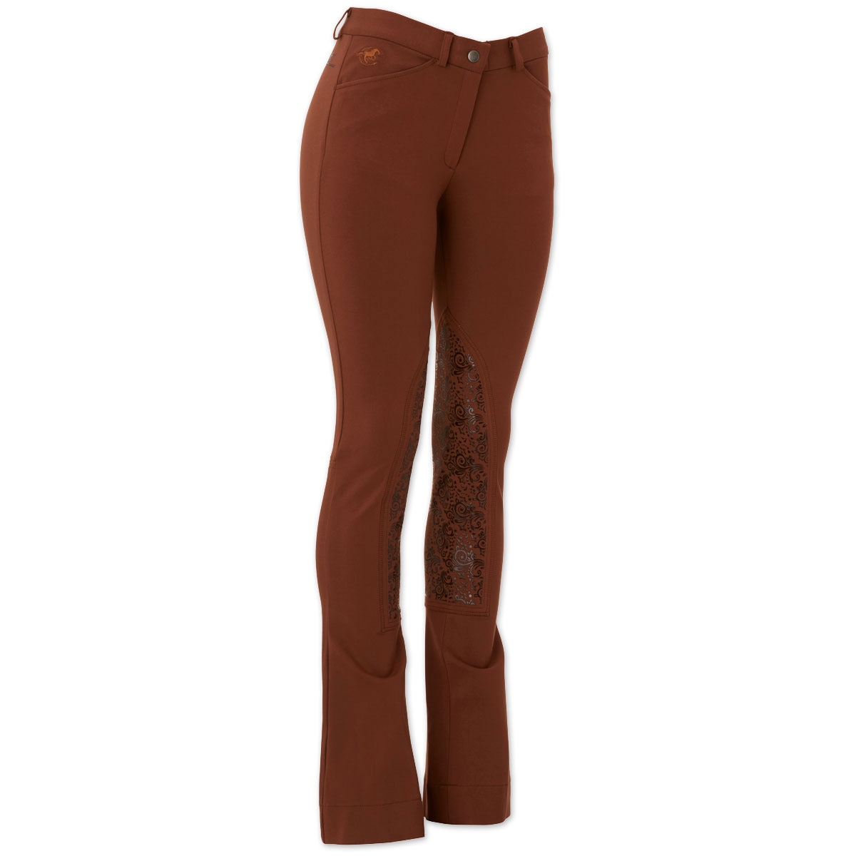 Piper Knit Breeches by SmartPak - Mid Rise Boot Cut - Sale!