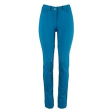 Piper Knit Breeches by SmartPak - Mid Rise Boot Cut Knee Patch - Clearance!