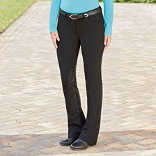 Piper Knit Breeches by SmartPak - Mid Rise Boot Cut