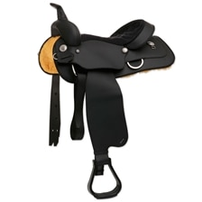 Wintec Western Semi Quarter Horse Synthetic Saddle