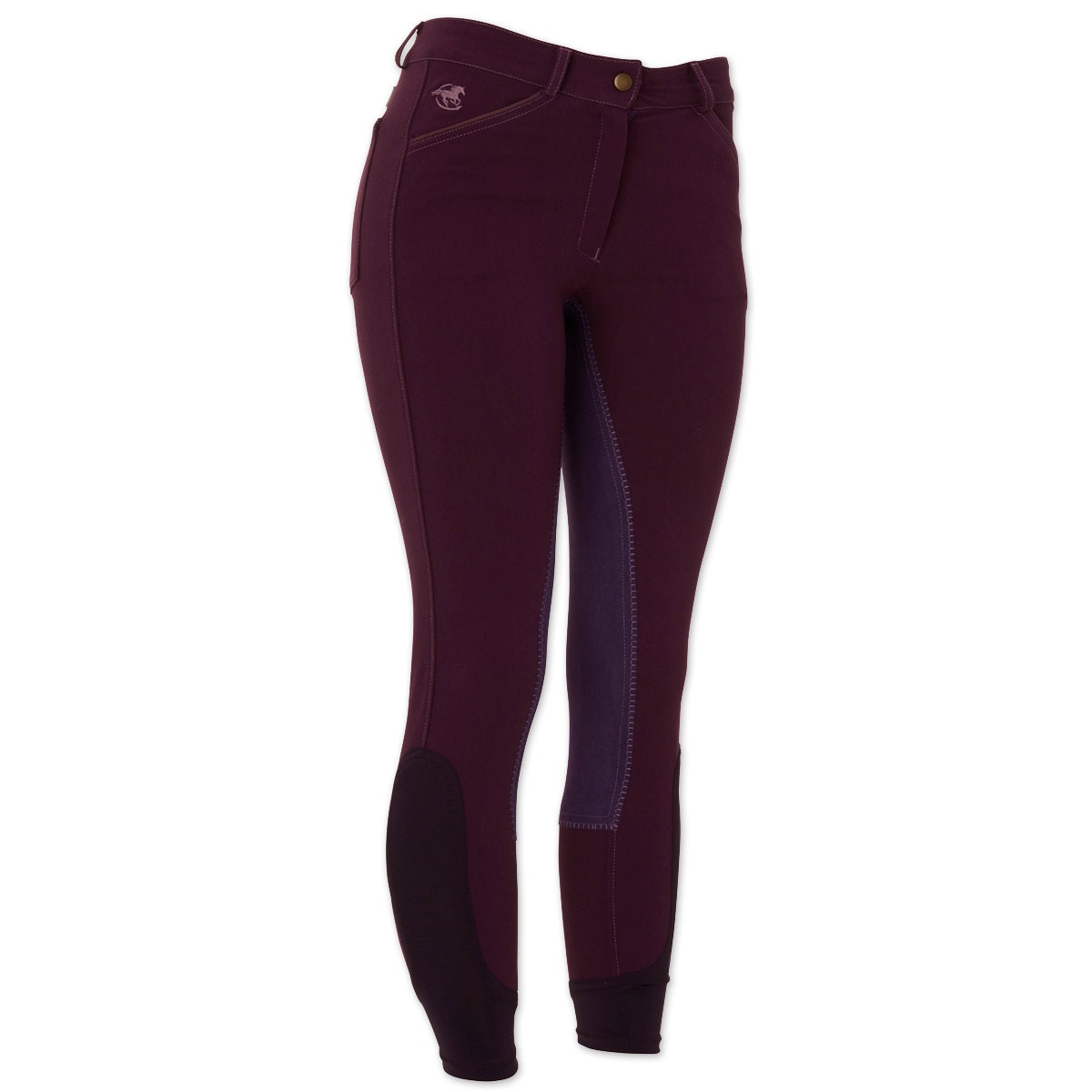 Piper Breeches by SmartPak - Mid Rise Full Seat - Clearance!