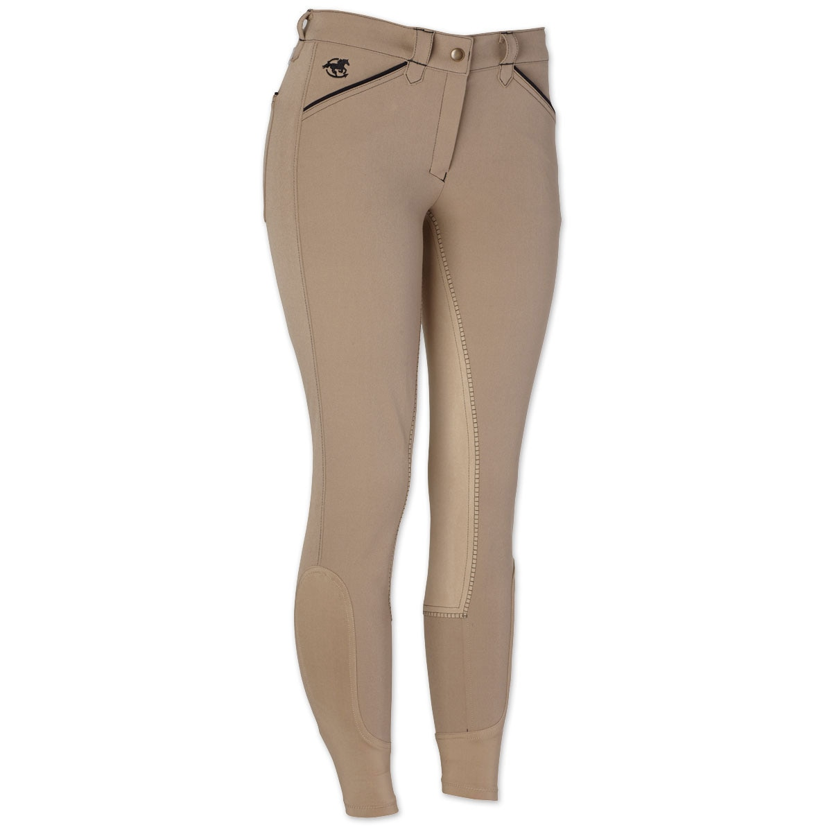 Piper Breeches by SmartPak - Mid Rise Full Seat
