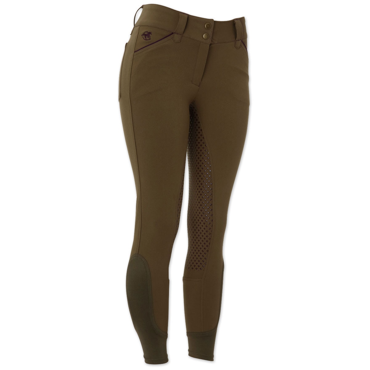 Piper Breeches by SmartPak - Silicone Grip Full Seat - Clearance!