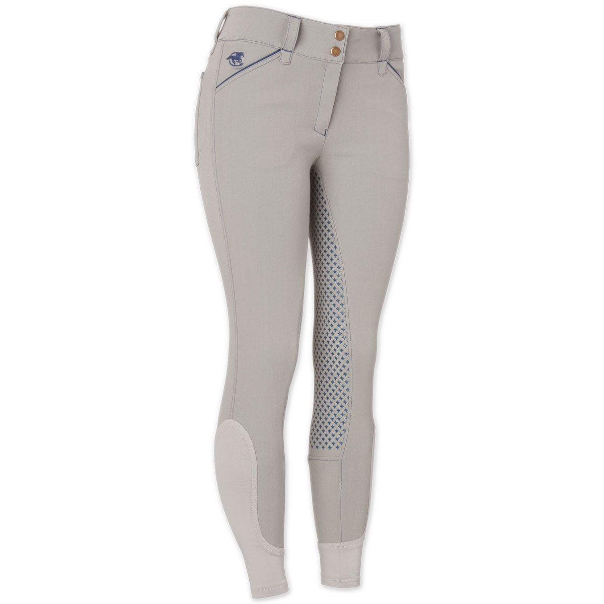 Piper Breeches by SmartPak - Silicone Grip Full Seat