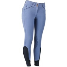 Piper Original Silicone Grip Breeches by SmartPak - Knee Patch
