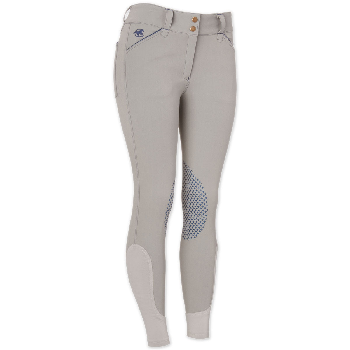 Piper Breeches by SmartPak - Silicone Grip Knee Patch