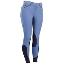Piper Original Mid-rise Breeches by SmartPak - Knee Patch - Clearance!