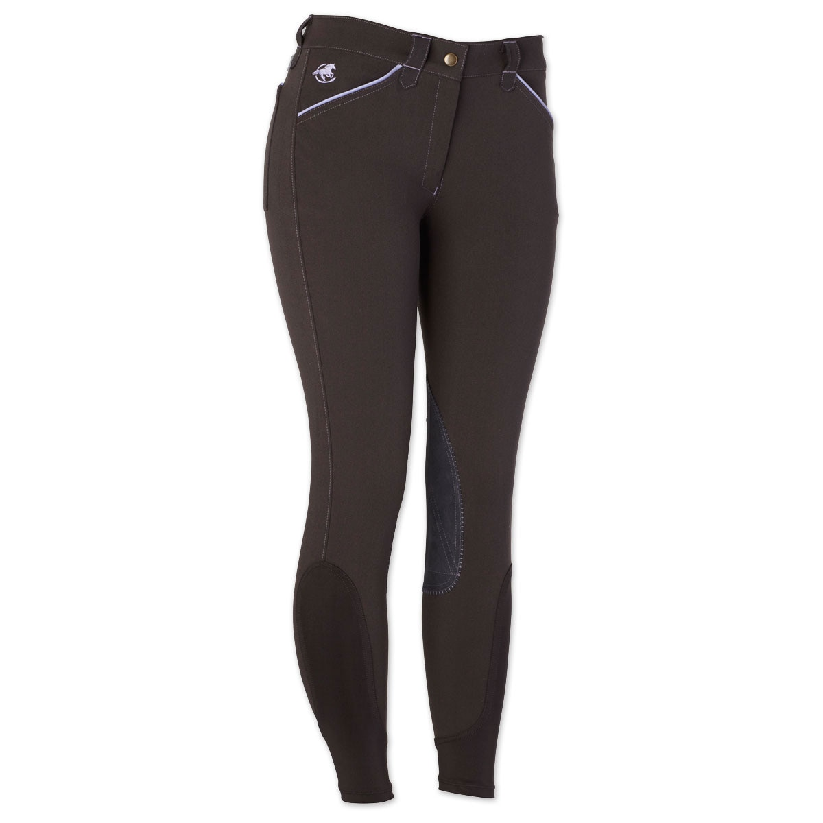 Piper Breeches by SmartPak - Mid Rise Knee Patch - Clearance!