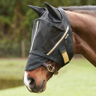 Noble Outfitters Guardsman Fly Mask w/o Ears
