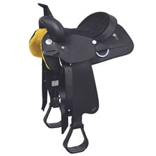Wintec Western Semi Quarter Horse Synthetic Saddle - Test Ride Clearance!