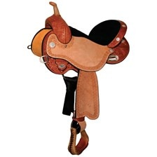 Circle Y KK Blaze Flex 2 Barrel Saddle - Clearance