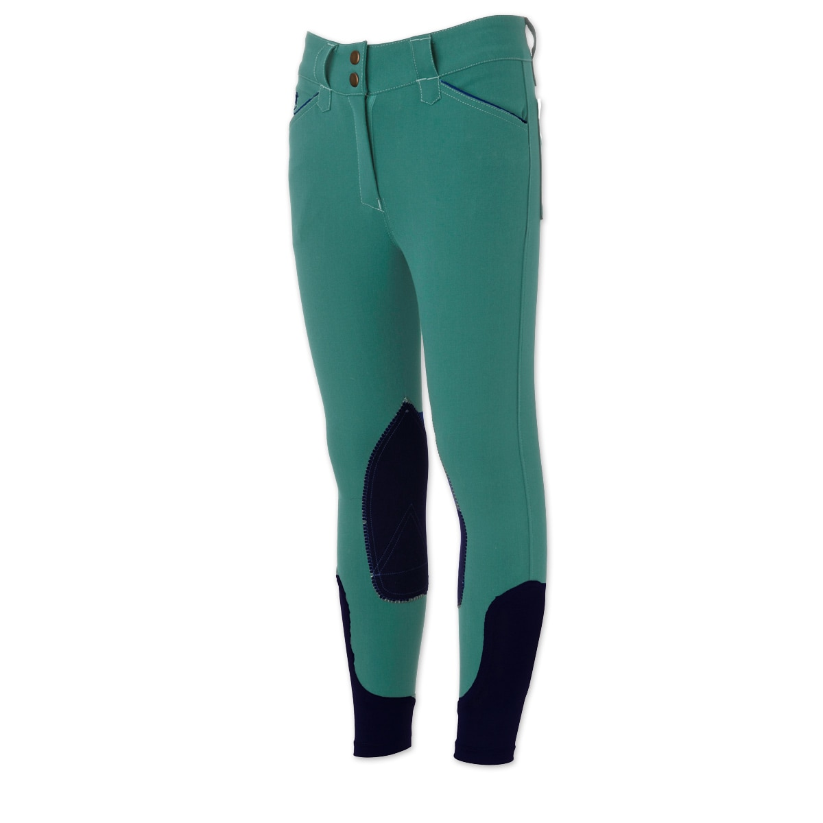 Piper Breeches by SmartPak - Girls Knee Patch - Clearance!