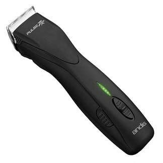 Andis Pulse ZR Detachable Blade Cordless Clipper w/FREE Blade Case and Cool Care