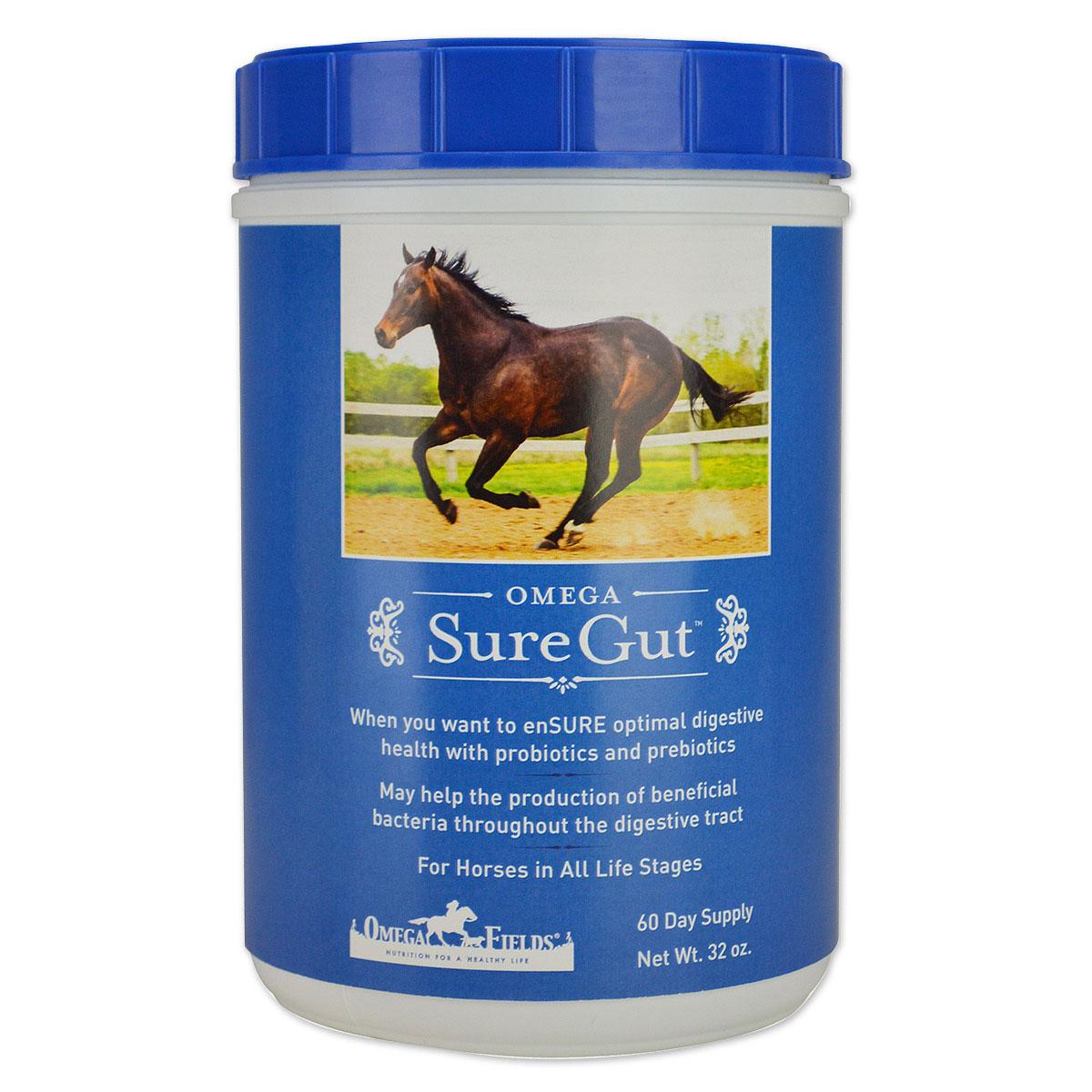 Omega Suregut Horse Supplement