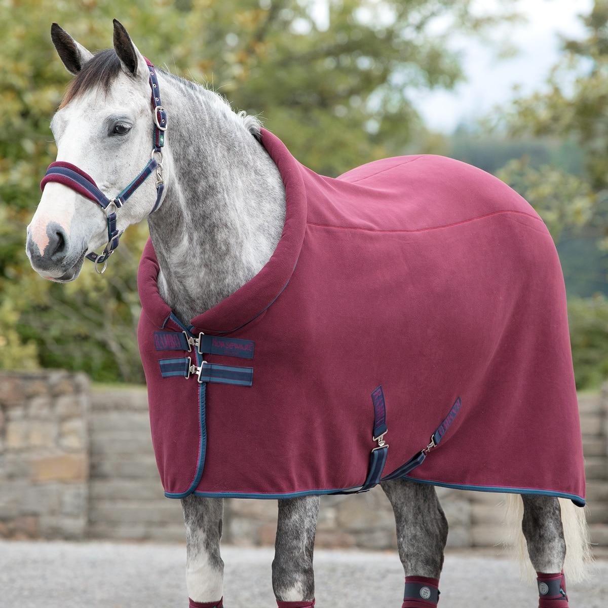 Buy Horseware Rambo Deluxe Fleece, no fill   horze.ie
