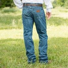 Wrangler Men's Retro Slim Boot Jeans