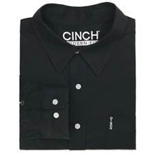 Cinch Men's Solid Modern Fit Shirt