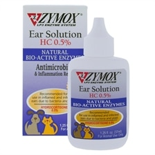 Zymox Pet Enzymatic Ear Solution