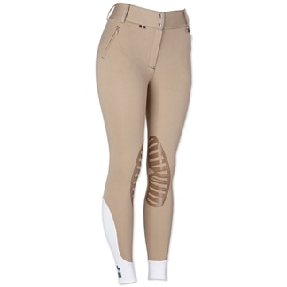 Equine Couture Beatta COOLMAX® Knee Patch Breech