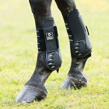 Majyk Equipe Infinity Vented Tendon Jump Boot - Front